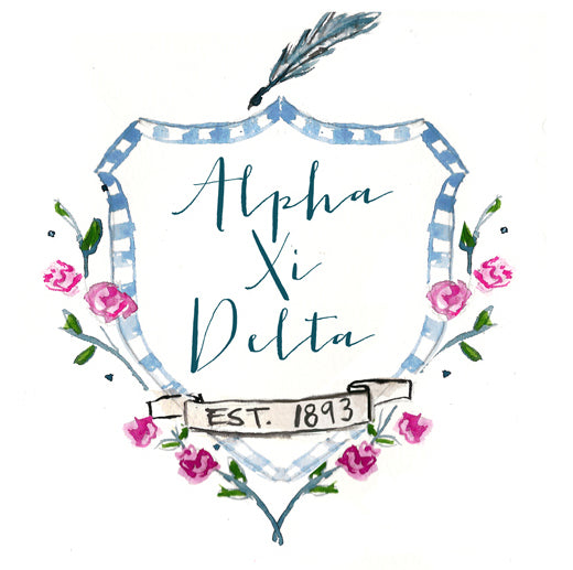 OTM - Decal - Alpha Xi Delta