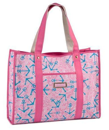 The Lilly Pulitzer Original Tote - Delta Gamma
