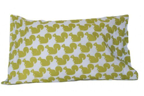 Mascot Pillowcase - Squirrels