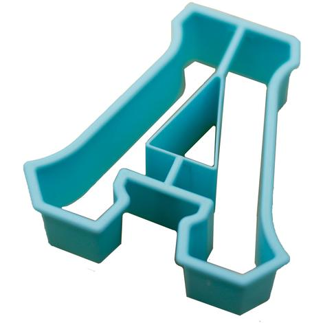 Greek Letter Cookie Cutter - Alpha