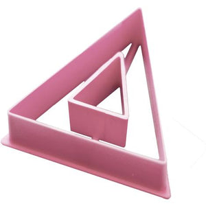Greek Letter Cookie Cutter - Delta