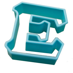Greek Letter Cookie Cutter - Epsilon