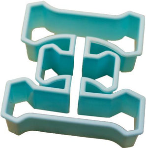 Greek Letter Cookie Cutter - Xi