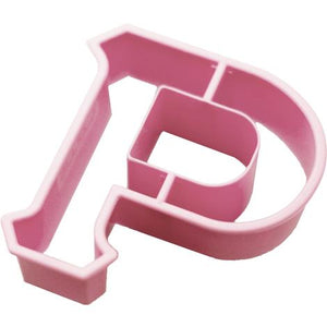 Greek Letter Cookie Cutter - Rho