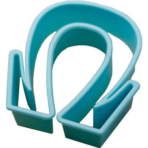 Greek Letter Cookie Cutter - Omega