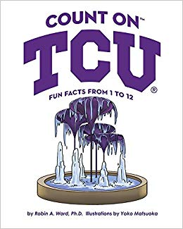 Count On TCU Children's Book