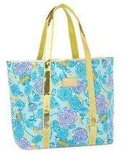 Lilly Pulitzer Sparkle Tote - Alpha Xi Delta