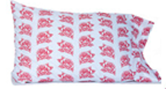Mascot Pillowcase - Red Roses