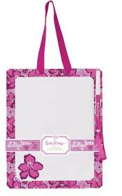 Lilly Pulitzer Whiteboard - Sigma Kappa