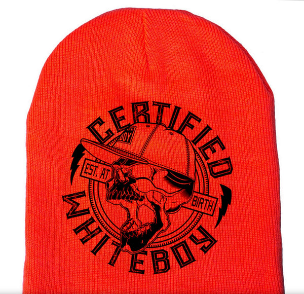 CERTIFIED WHITEBOY BEANIE