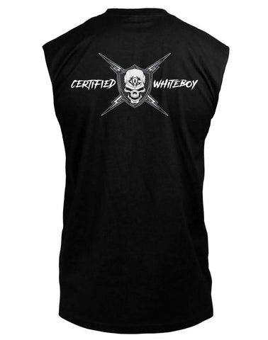 CERTIFIED WHITEBOY EAGLE (SLEEVELESS)