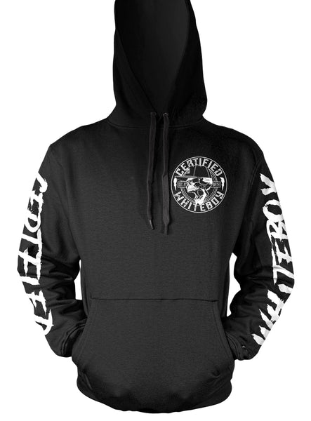 HATED BY MANY (PULL-OVER) ROCKER HOODIE