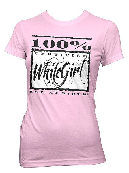 CERTIFIED WHITEGIRL STAMP LOGO