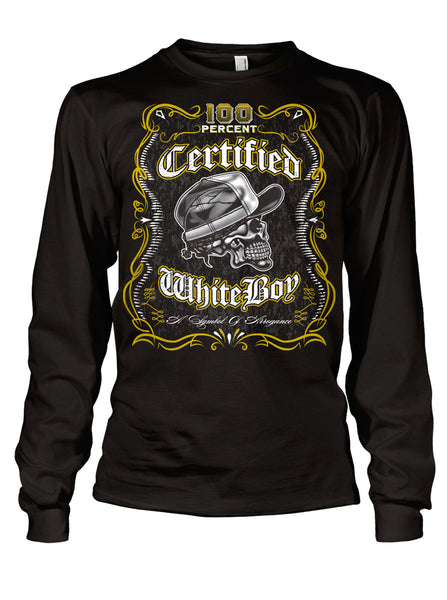 CERTIFIED WHITEBOY OUTLAW LOGO