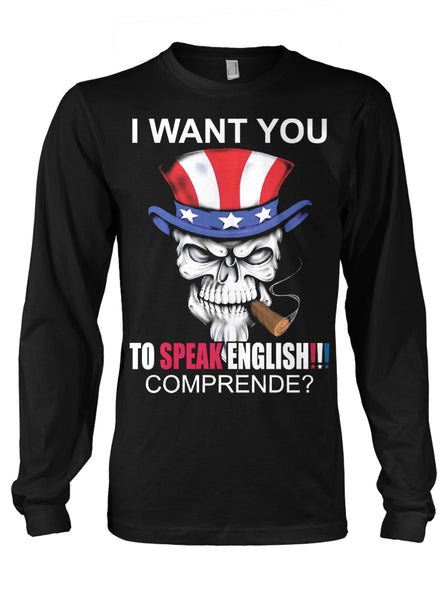 UNCLE SAM LONGSLEEVE