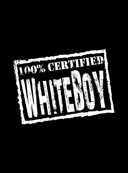 "15"" x 20"" ORIGINAL WHITEBOY LOGO DECAL"