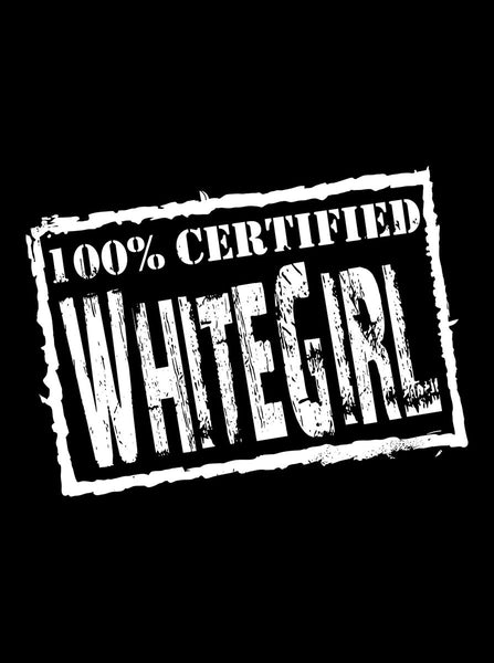 "15"" x 20"" ORIGINAL WHITEGIRL LOGO DECAL"