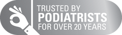 Trusted by Podiatrists for Over 20 Years