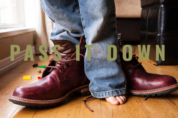 Pass It Down - Heirloom Boots