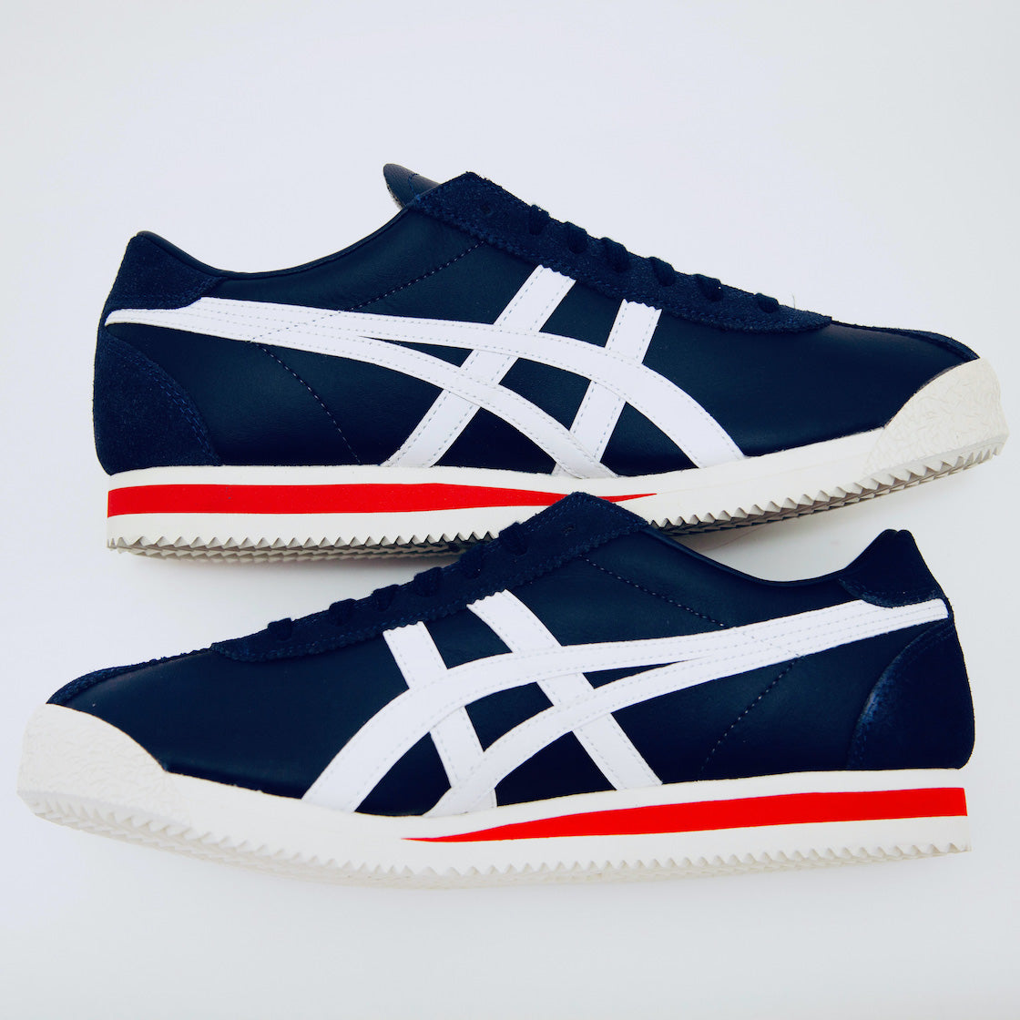 Onitsuka Tiger Brand History Feature Image of Tiger Corsair Shoes