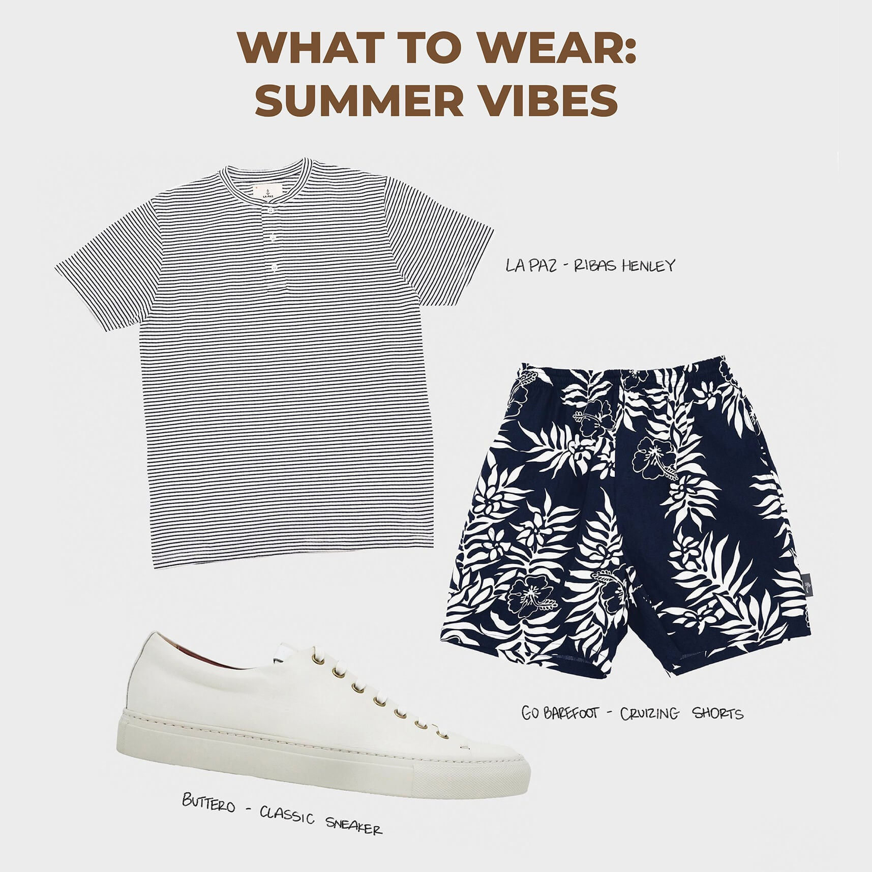 What to Wear: Summer Vibes