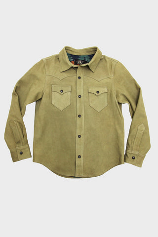 Clayton Shirt Jacket - Sheepskin