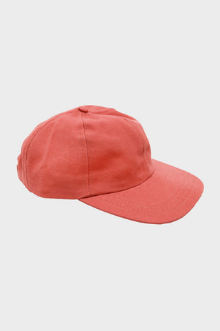 corridor clothing nyc Canvas Cap - Coral