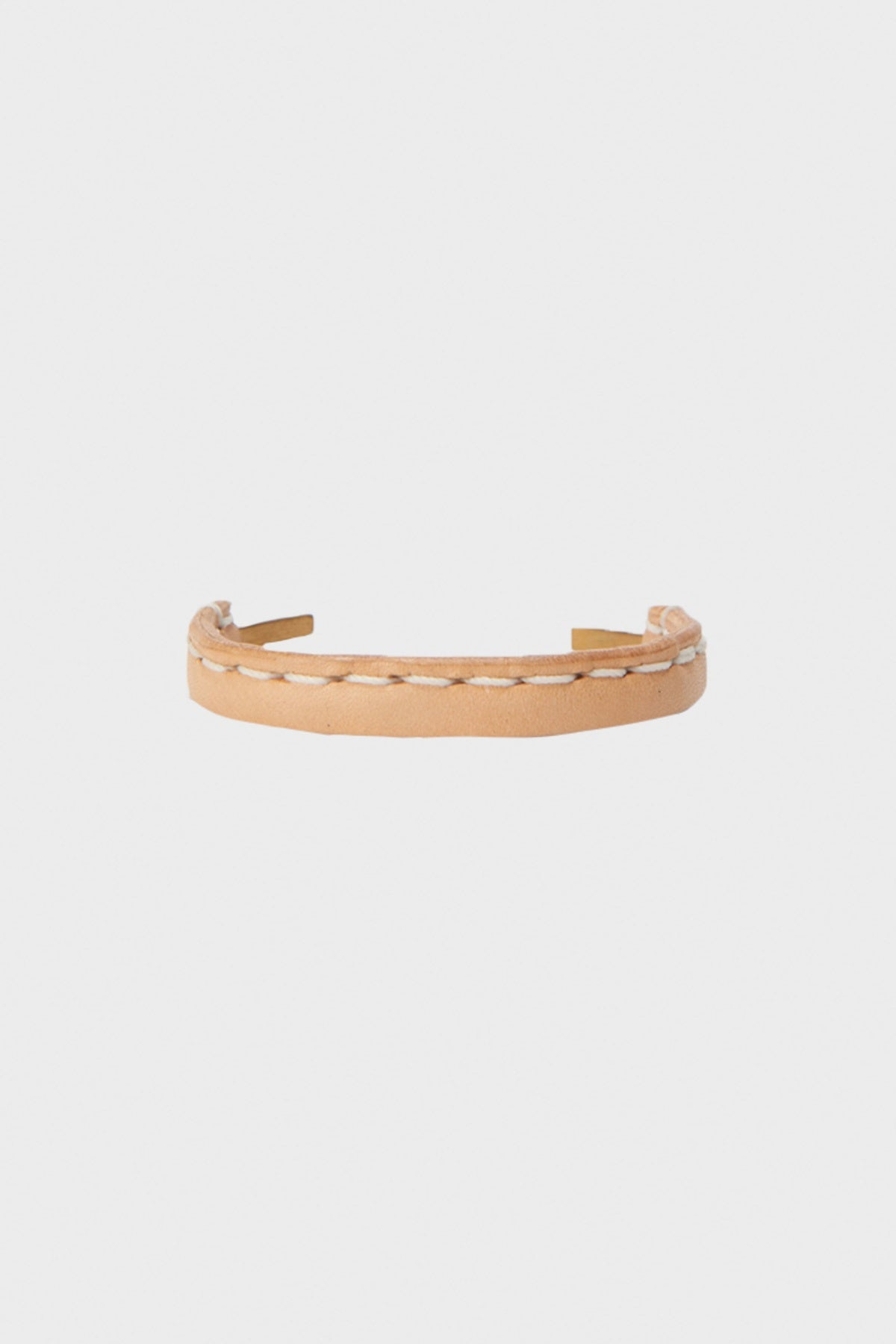 hender scheme Not Lying Jewelry Bangle - Brass/Natural