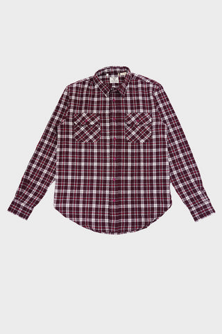 levi's vintage clothing Shorthorn Shirt - Flame Scarlet