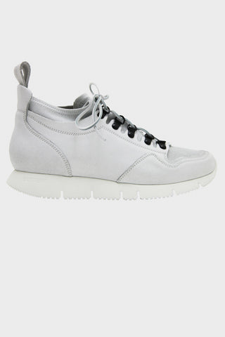 Carrera Sock Sneakers - White Bianchetto Leather