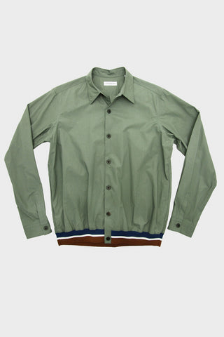 tomorrowland clothing japan Agente Shirt - Green