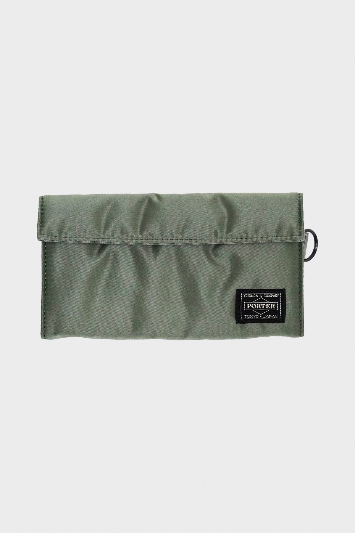 Porter Yoshida and Co - Wallet - Sage Green - Canoe Club