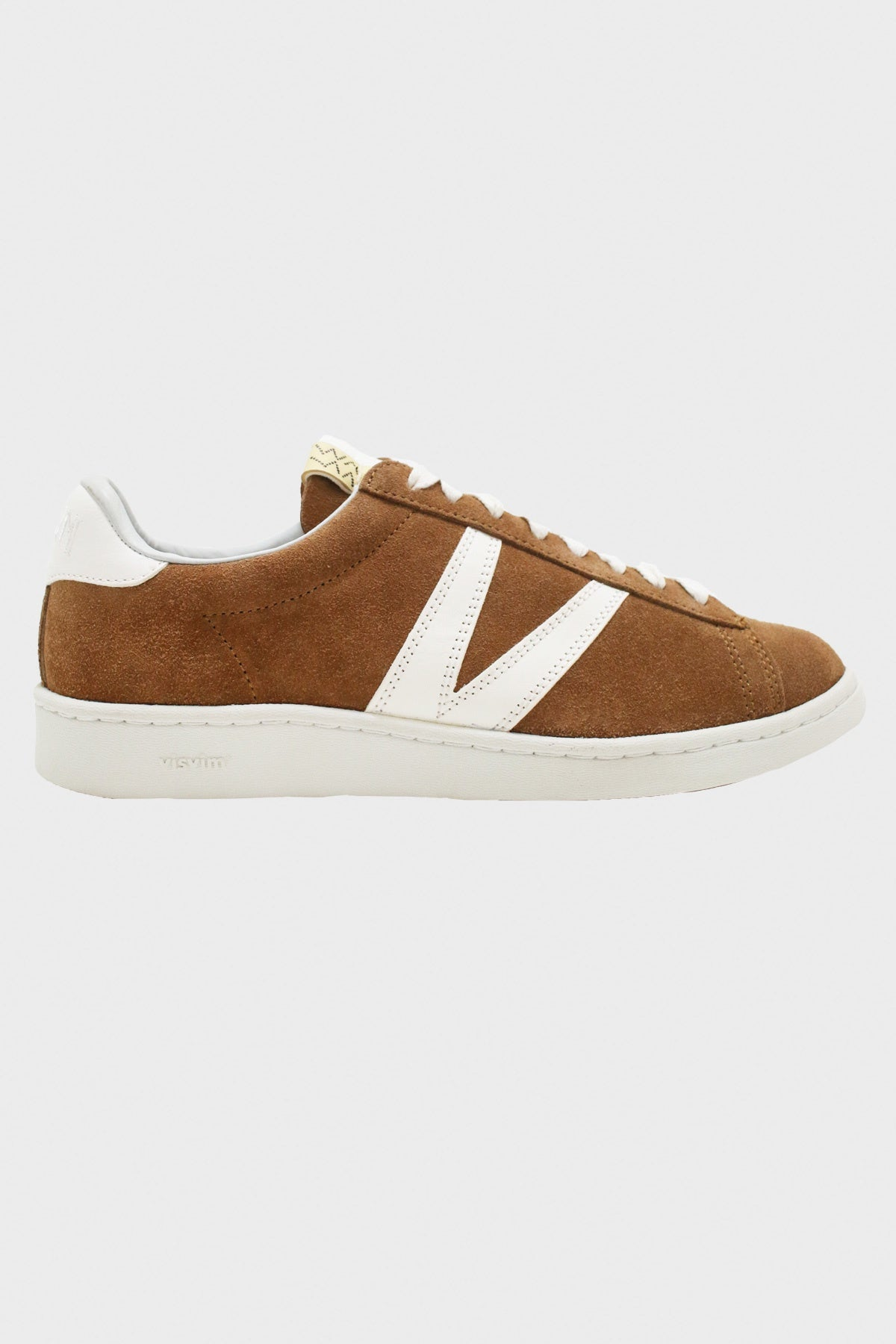 Visvim - Corda Folk - Light Brown - Canoe Club