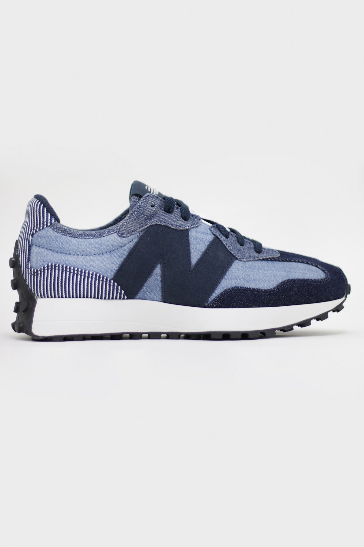 New Balance - 327 - Eclipse/Team Grey Away - Canoe Club