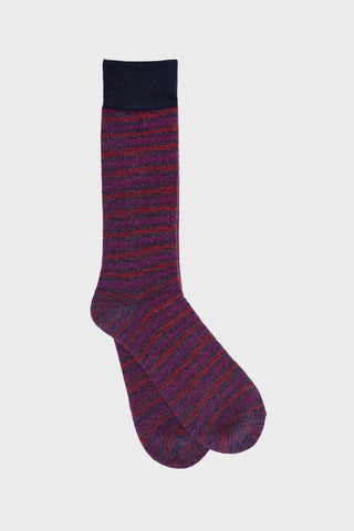 anonymous ism 3 Layer Crew socks - Brown