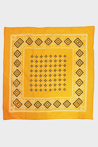 Bandana No. 2 - Goldenrod