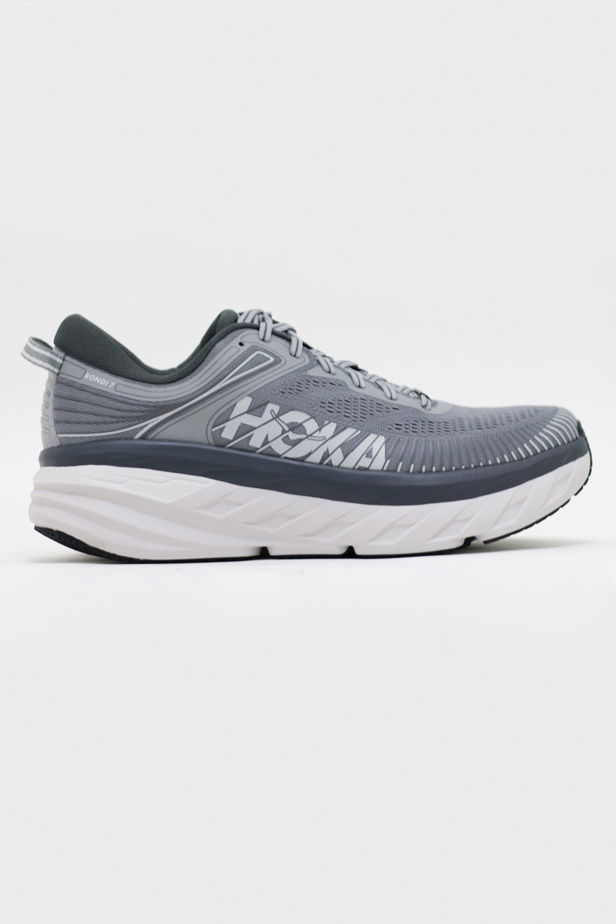 HOKA ONE ONE - Bondi 7 - Wild Dove/Dark Shadow - Canoe Club