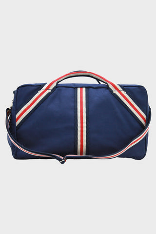 Workaday by Engineered garments Overnighter Bag - Navy Canvas