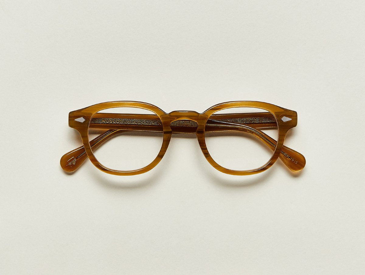 Moscot - Lemtosh - Blonde Optical - Canoe Club