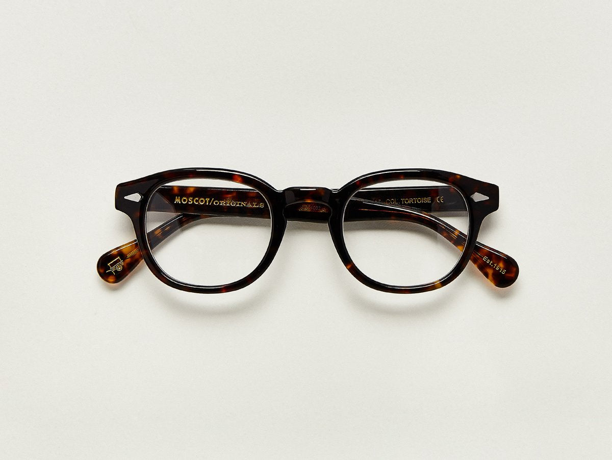 Moscot - Lemtosh - Tortoise Optical - Canoe Club