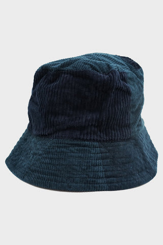 engineered garments Bucket Hat - Navy Cotton 8W Corduroy