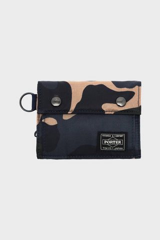 porter yoshida and co Wallet - Woodland Khaki