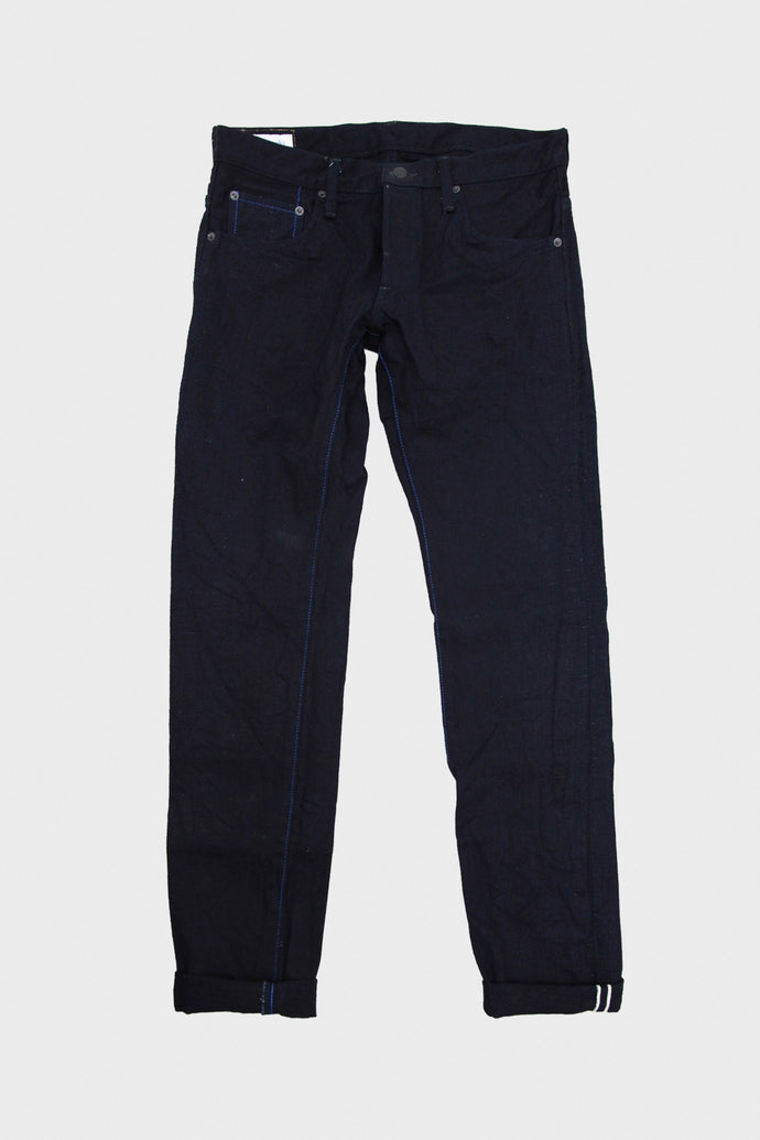 IDT - Double Indigo 15oz Selvedge Denim - Tapered Fit