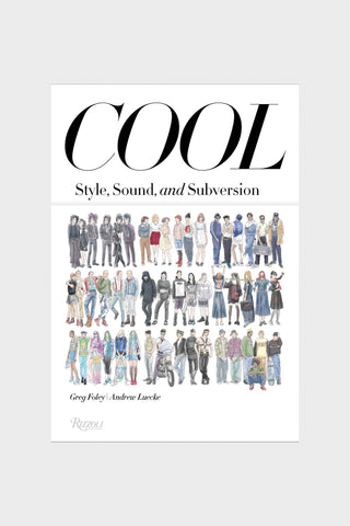 cool By Greg Foley and Andrew Luecke book