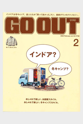 GO OUT magazine - Vol. 124
