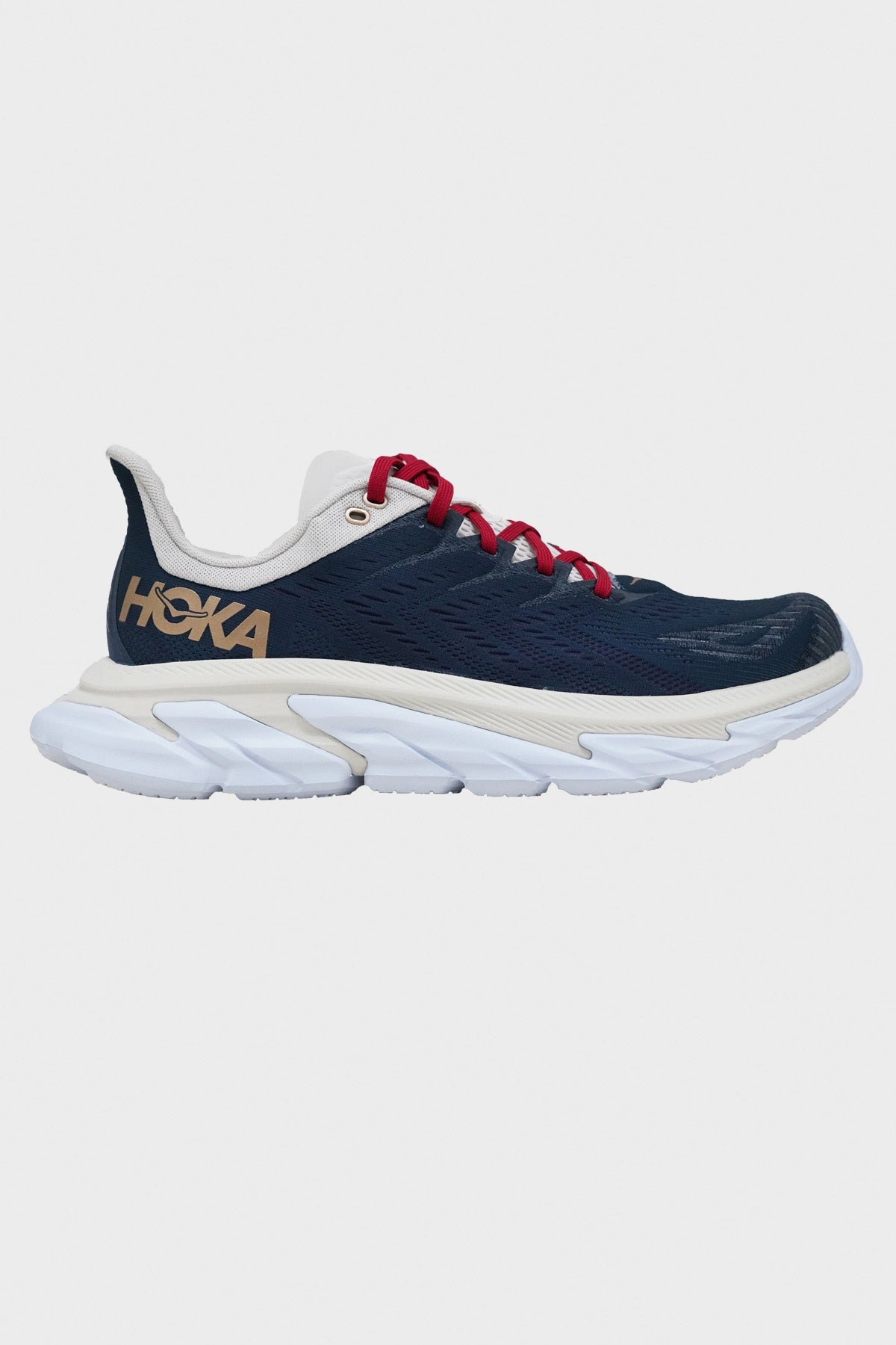 HOKA ONE ONE - Clifton Edge - Vintage Indigo/Tofu - Canoe Club