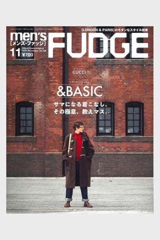 Men's FUDGE magazine - Vol. 126