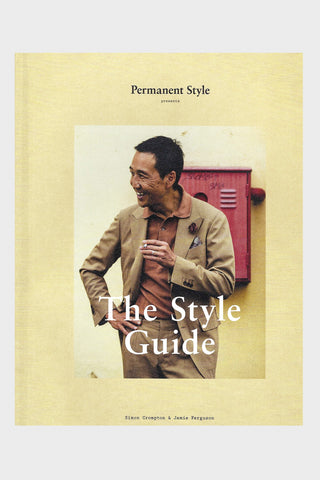 The Style Guide by simon crompton and Jamie ferguson