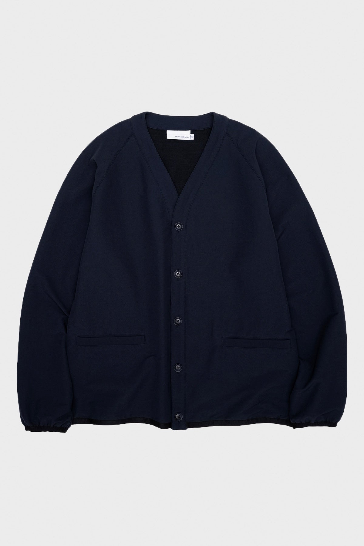 nanamica - Breath Tune Cardigan - Dark Navy - Canoe Club