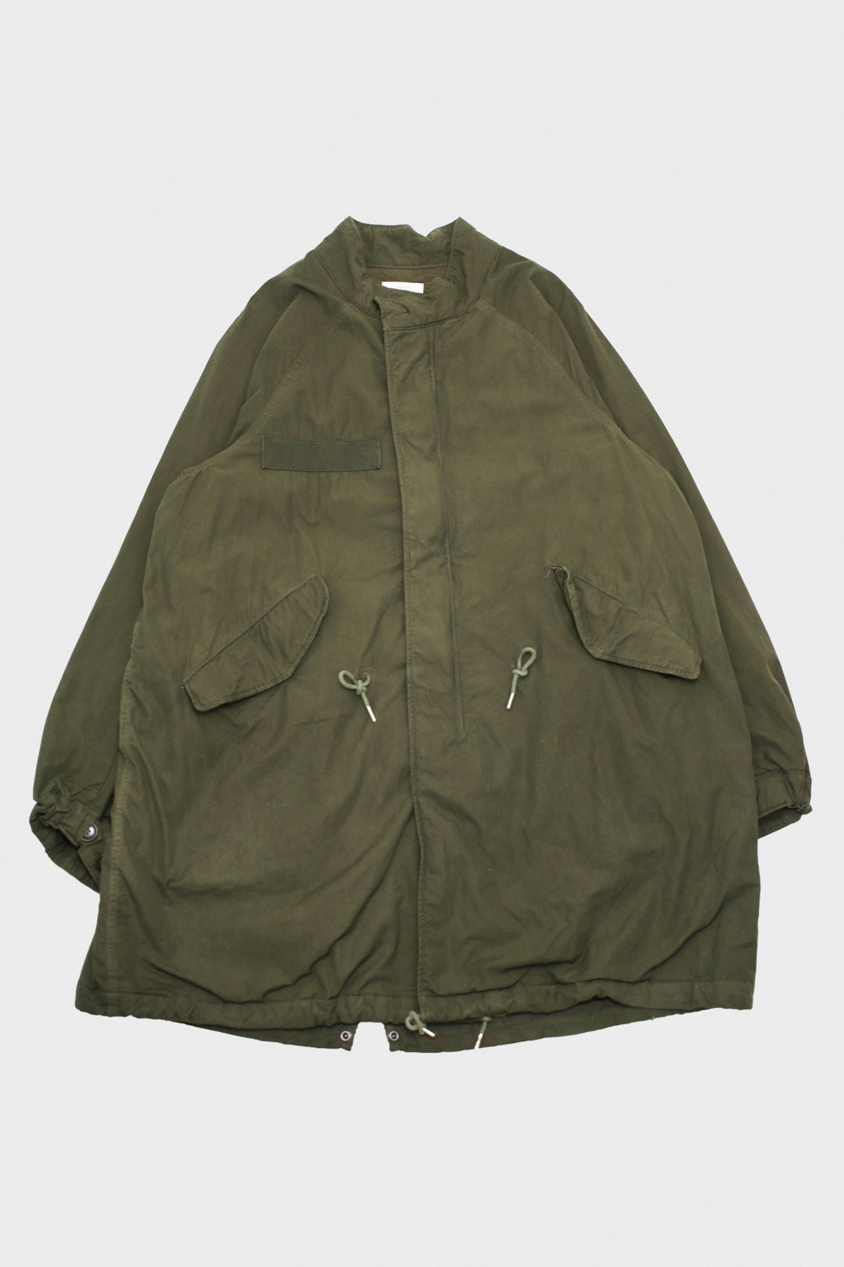 Visvim - Six-Five Fishtail Parka - Olive - Canoe Club